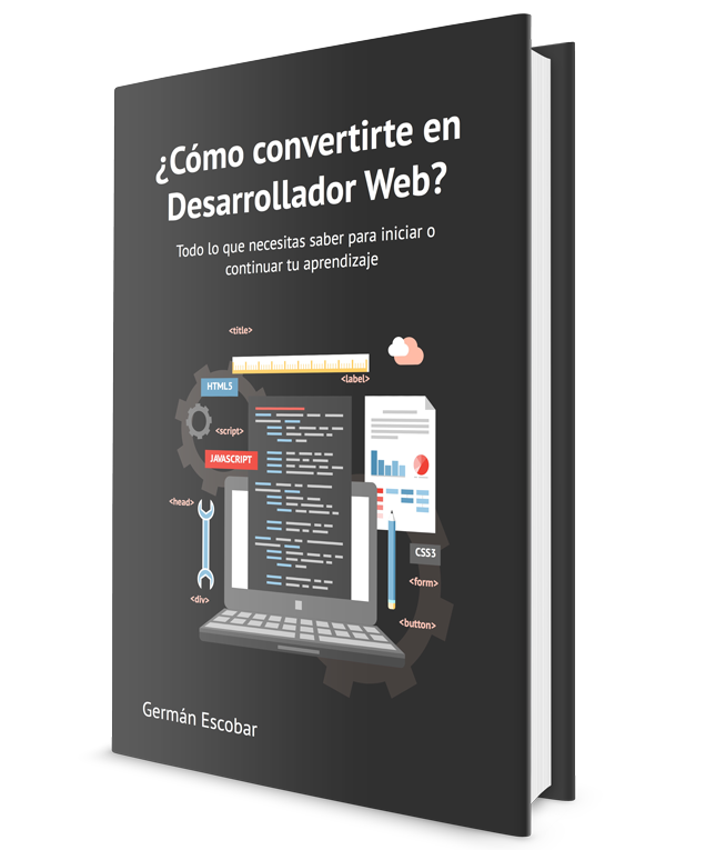 ¿Cómo convertirte en Desarrollador Web?